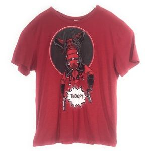 🌟  RedLoot Crate EXCLUSIVE Marvel DEADPOOL TShirt